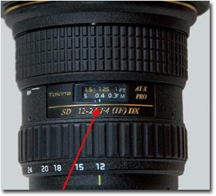 Nature Photography Instruction - Hyperfocal Focusing