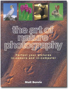 Buy The Art of Nature Photography: Perfect Your Pictures In-Camera and In-Computer by Niall Benvie at Amazon.com!
